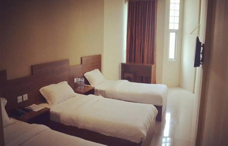 Hotel Mustika Tanah Abang Jakarta - Kamar tamu