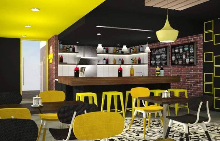 Djo Front One Inn Bengkulu - Coffee Shop