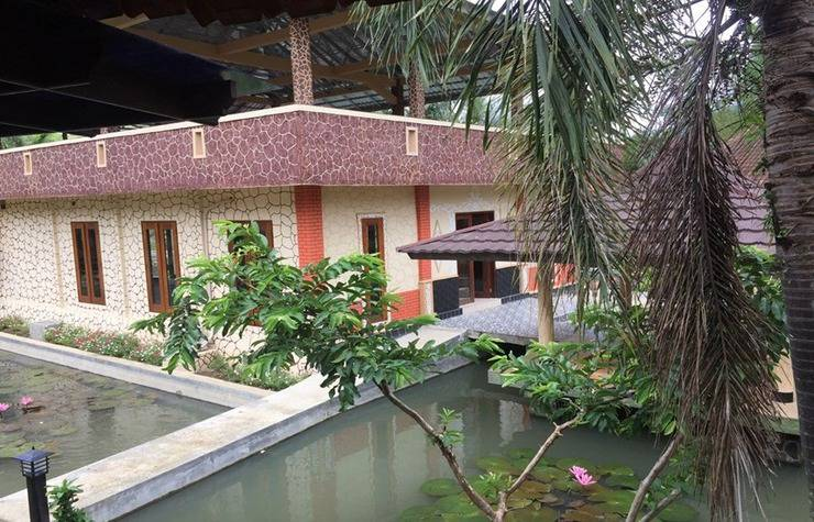 Hotel NEW Grand Desa Resort Sukabumi - Area Bungalow