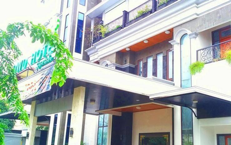DW Hotel Syariah Banjarmasin - Eksterior