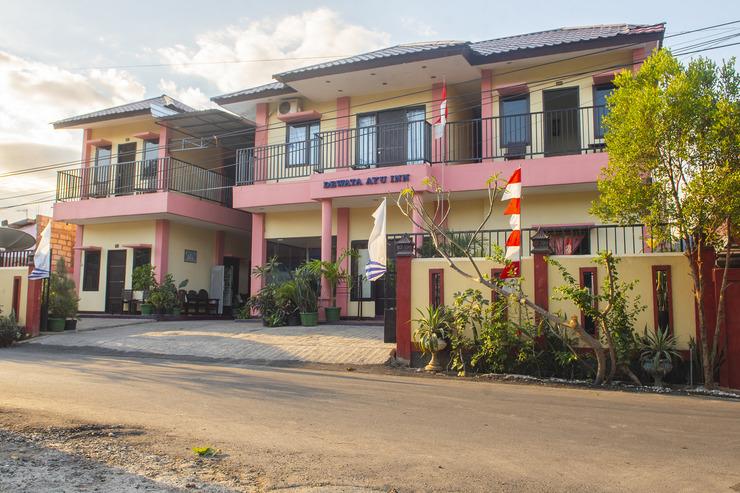 OYO 1416 Dewata Ayu Inn Kupang - Facade