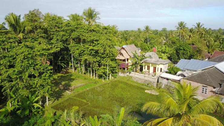 Kembang Kuning Cottage Lombok - View