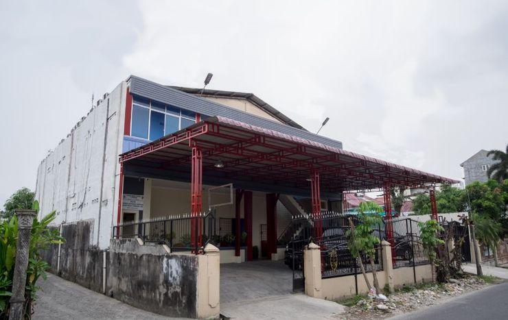 Titipapan Residence Medan - Facade