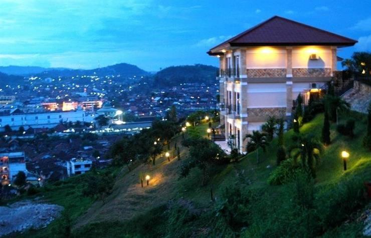 Review Hotel Bukit Randu Hotel And Resto (Bandar Lampung)