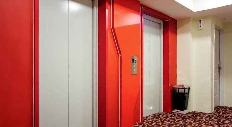@Hom Hotel Kudus - Lift