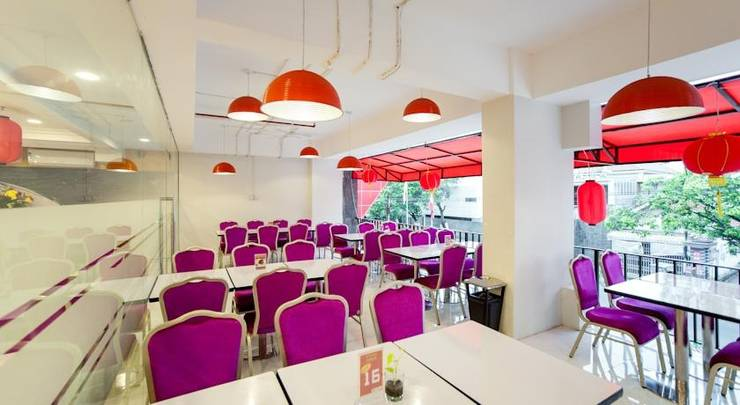 @Hom Hotel Kudus - Restoran