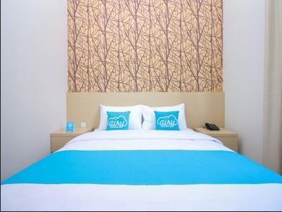 Airy Bahu Wolter Monginsidi 26 Manado - Deluxe Double
