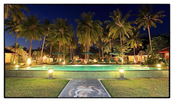 Mascot Beach Hotel Senggigi - Exterior