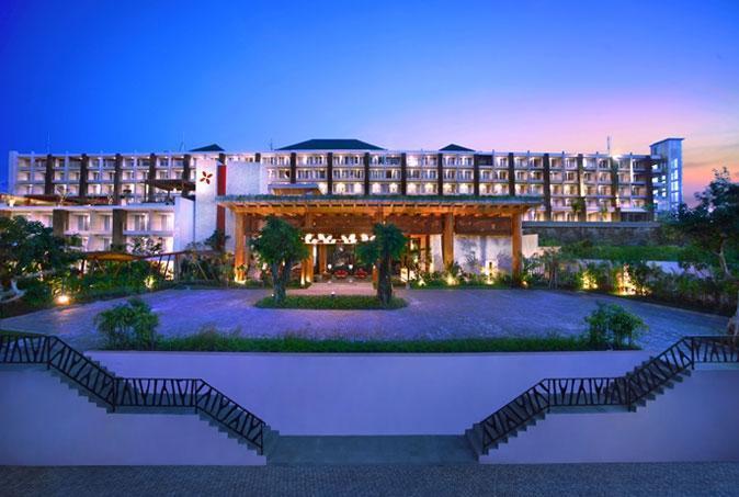 Ungasan Bay View Hotel & Convention Bali - (13/May/2014)