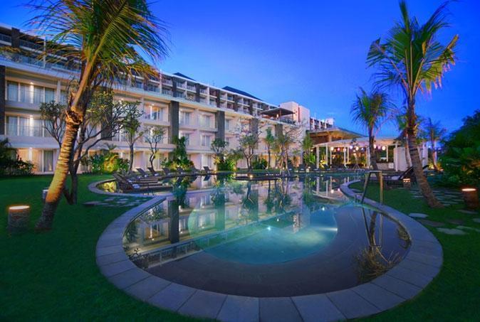 Golden Tulip Bay View Hotel Bali - (13/May/2014)