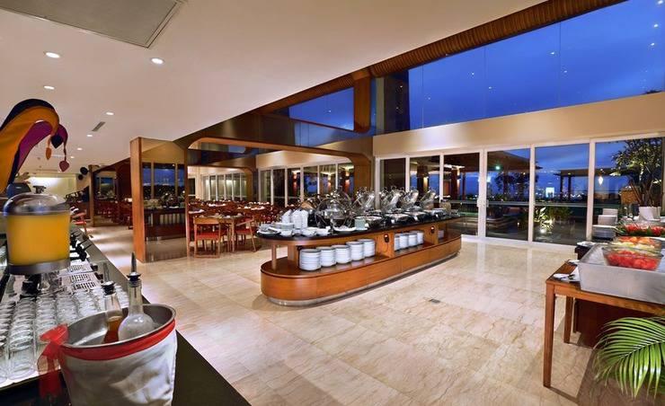 Golden Tulip Bay View Hotel Bali - Restoran