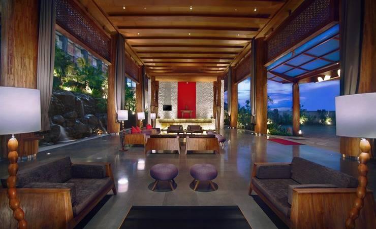 Golden Tulip Bay View Hotel Bali - Lobi