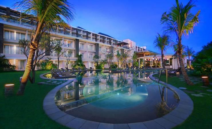 Ungasan Bay View Hotel & Convention Bali - Kolam Renang