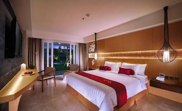 Golden Tulip Bay View Hotel Bali - Kamar tamu