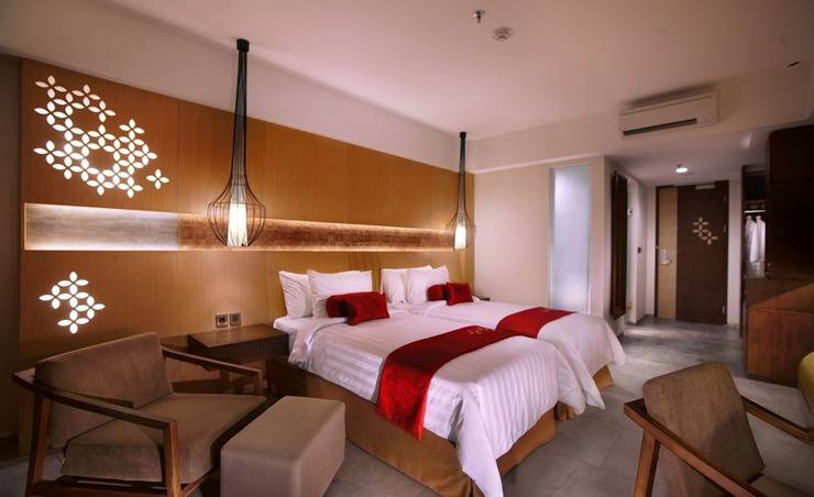 Ungasan Bay View Hotel & Convention Bali - Kamar tamu