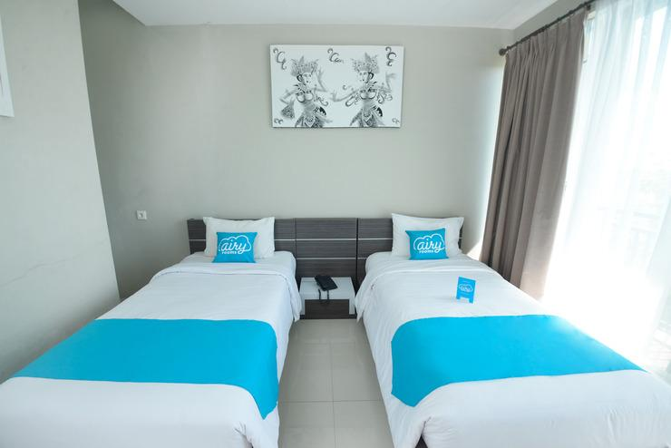 Airy Jimbaran Wisma Udayana 20 Bali - Studio Twin