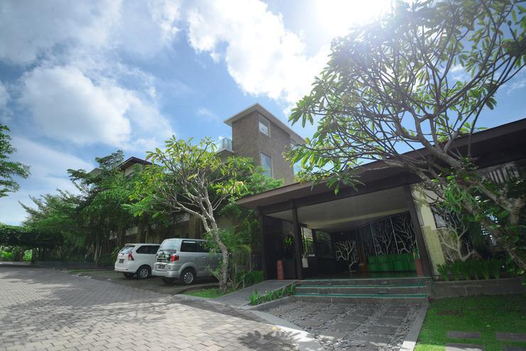 Airy Jimbaran Wisma Udayana 20 Bali - Exterior