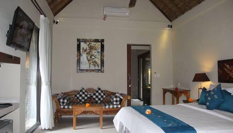 Bali Santi Bungalows Bali - SUITE PEMANDANGAN TAMAN