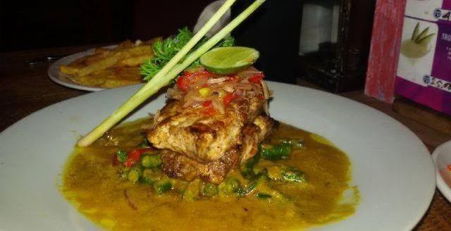 Bali Santi Bungalows Bali - Makanan