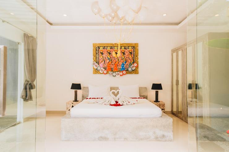 Ramita Villa Legian by Madhava Bali - Kamar