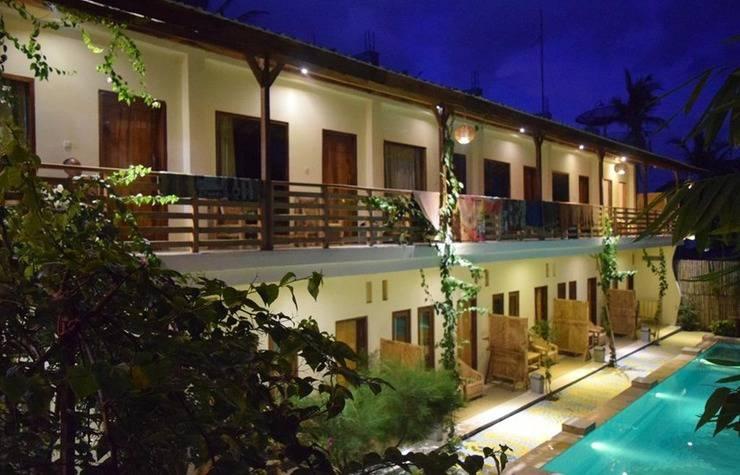 Panda Hostel Lombok - Eksterior