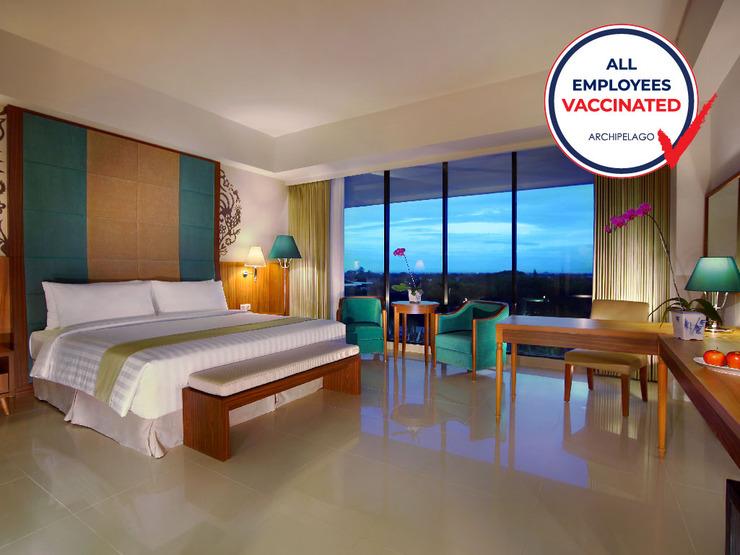 Aston Bojonegoro City Hotel Bojonegoro - Vaccinated