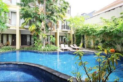 Airy Kuta Blambangan Bali - Pool