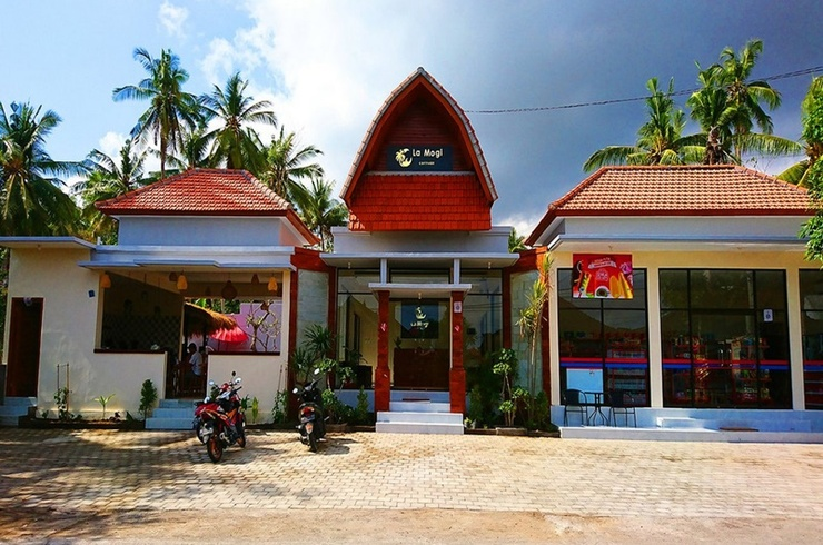 La Mogi Cottage Bali - Exterior