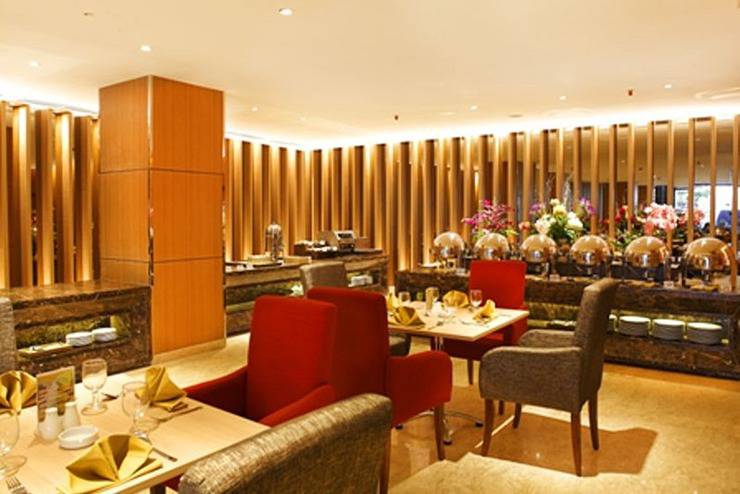 Orchardz Hotel Bandara Tangerang - Restaurant