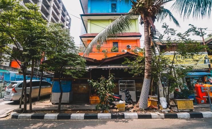 Margot Hotel Jakarta - Eksterior