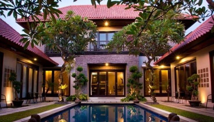 Sindhu Mertha Suite Sanur - exterior