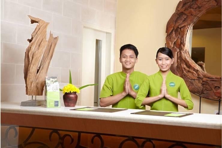 Whiz Hotel Malioboro Yogyakarta - Greetings