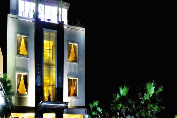 Hotel Bumi Banjar Banjarmasin - Tampilan Luar Hotel