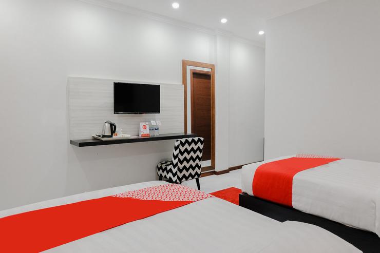 Capital O 802 Omah Londo Hotel & Resort Malang - Bedroom
