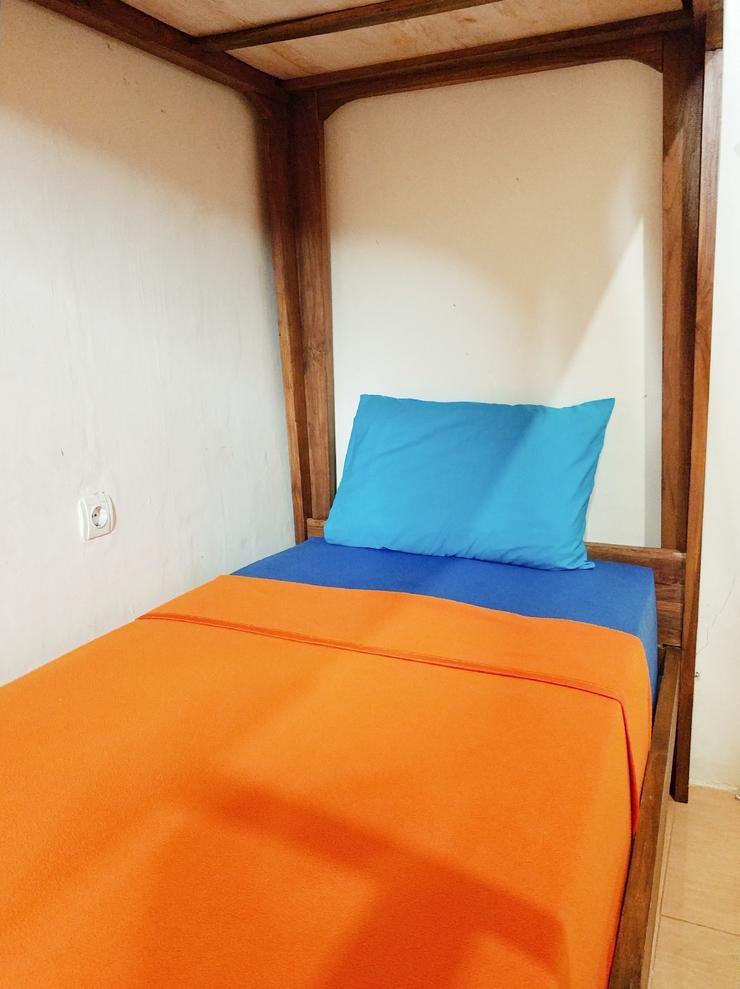 Dorme Tree Hostel Manggarai Barat - Guest room
