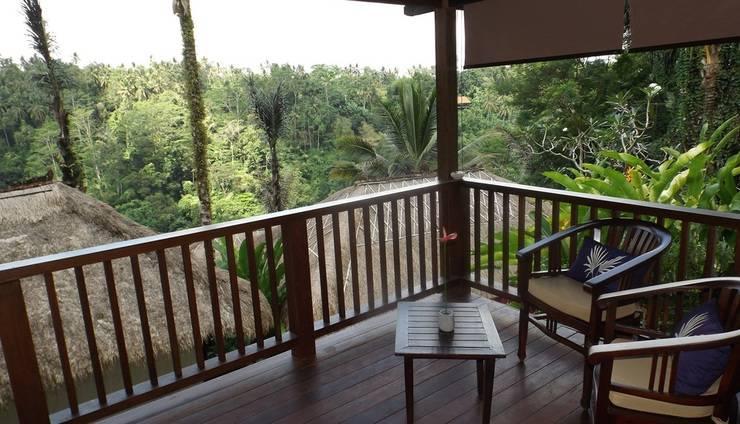 Nandini Jungle Resort Bali - Balcony