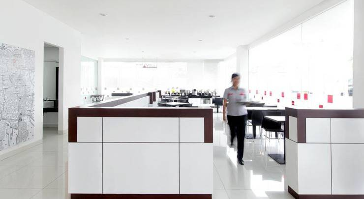 Amaris Pekanbaru - interior