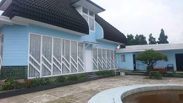 Villa Sigantang Sira Karo - Appearance