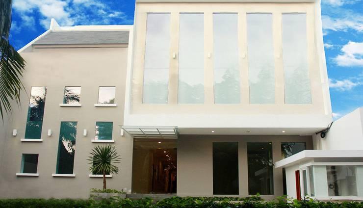 Alamat LeGreen Suite Senayan - Jakarta