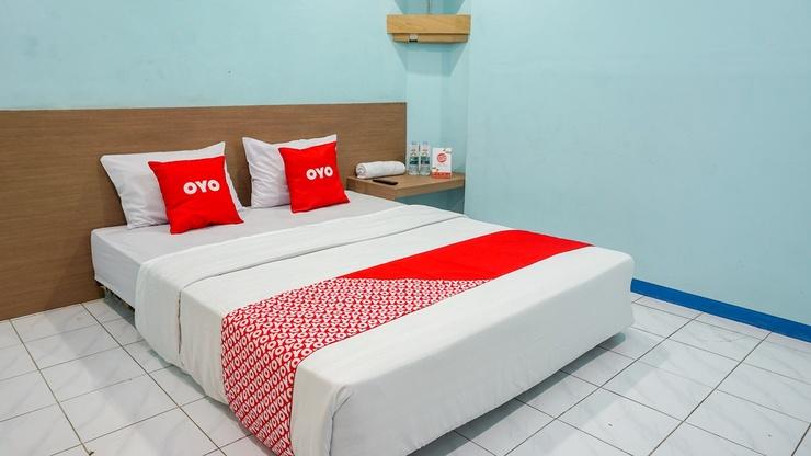 OYO 2088 Grha Blue Sky Syariah Bandung - Bedroom