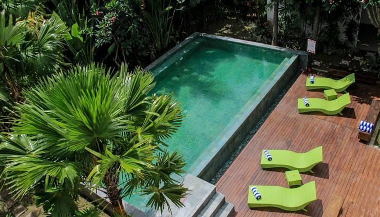 Cozy Stay Bali - Kolam Renang