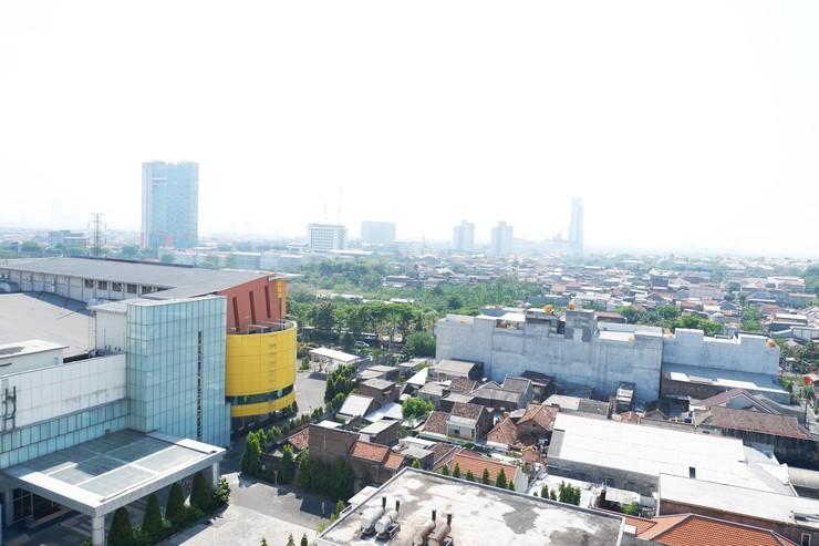 Pavilion Permata Apartment By Travelio Surabaya - Pemandangan kota