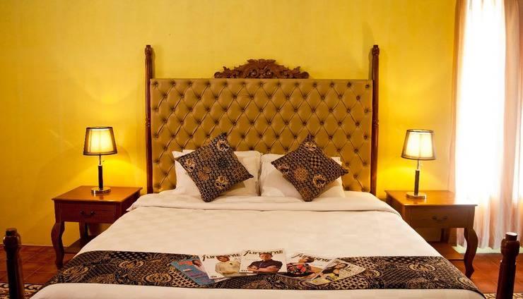 Ipienk Resort Tawangmangu Karanganyar - Guest room