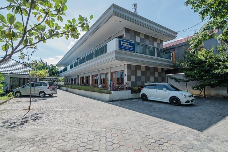 RedDoorz Syariah near Sepinggan Airport Balikpapan Balikpapan - Exterior