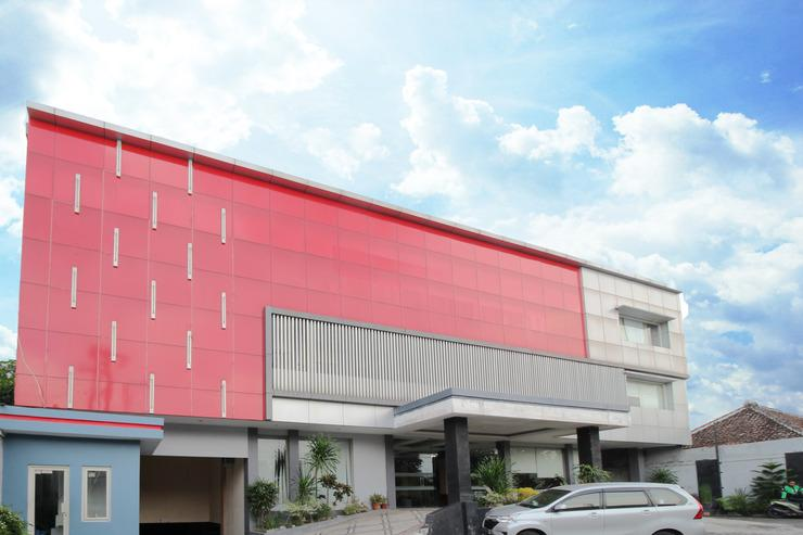 Airy Eco UGM Sendowo E 106 Yogyakarta Yogyakarta - Exterior