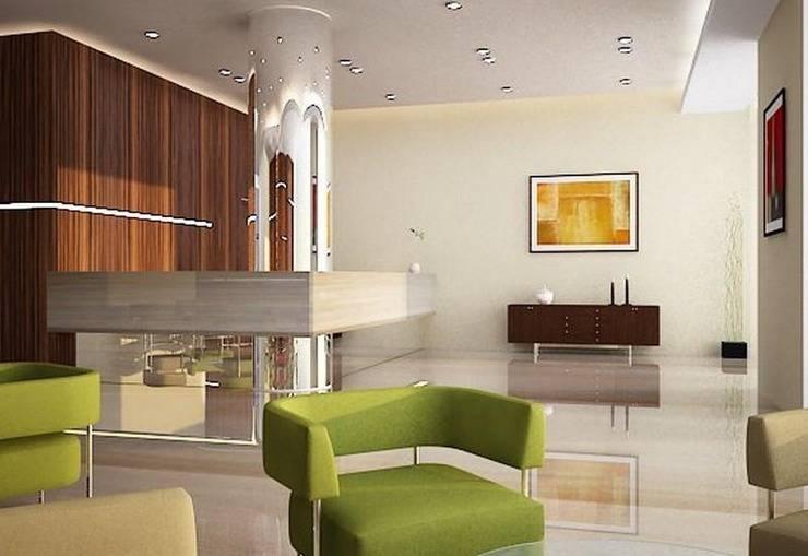 Grand Celino Hotel Makassar - LOBBY