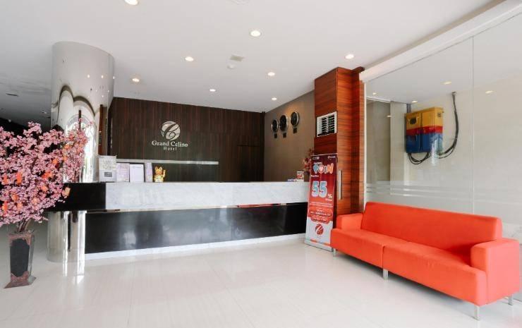Grand Celino Hotel Makassar - RECEPTIONIST