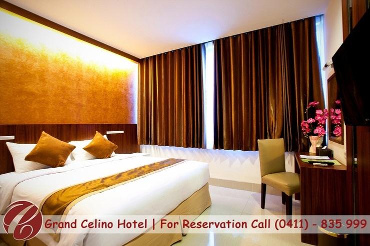 Grand Celino Hotel Makassar - Deluxe Double