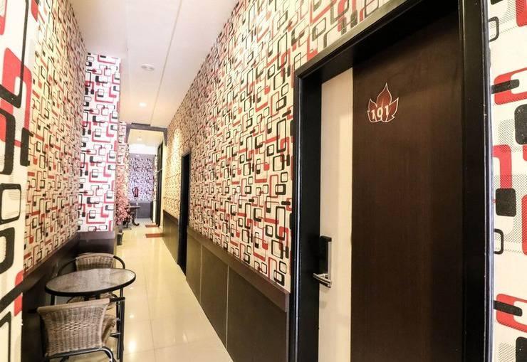 NIDA Rooms Makassar Nusantara Losari - Pemandangan Area