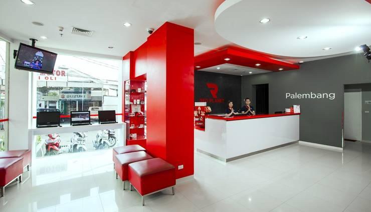 Red Planet Palembang - Lobi